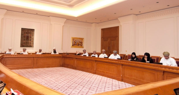 اجتماع لجنة تنمية الموارد البشرية بمجلس الدولة