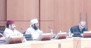 كهلان الخروصي يشارك في ندوة الحوار الاسلامي المسيحي بالمغرب