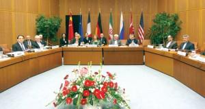 إيران و(5+1) تتفقان على إطار للتفاوض..وواشنطن تشكك في نجاح المباحثات