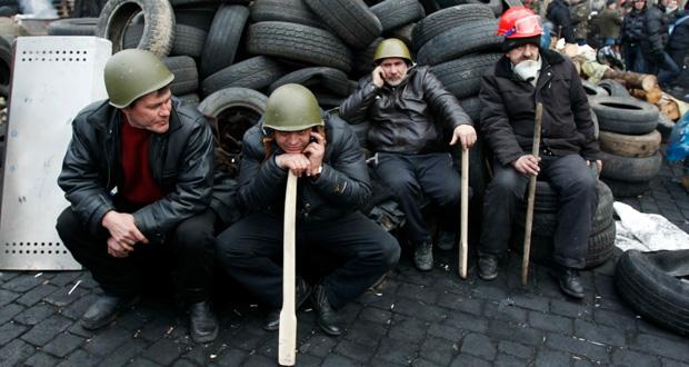 أوكرانيا: التوقيع على اتفاق لإنهاء الأزمة والانتخابات المبكرة أبرز بنوده