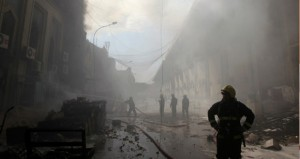 العراق مسلحون يسيطرون على أجزاء استراتيجية بسليمان بك