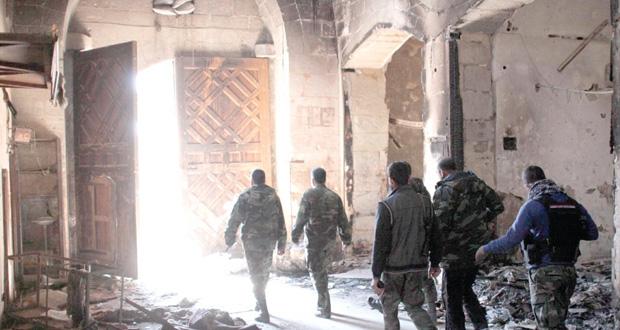 جنيف: إصرار سوري على وقف الإرهاب أولا .. وانتقاد لـ(قصاصات الخارج)
