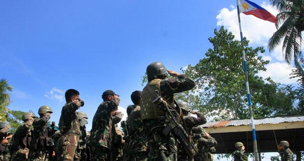 12 جريحا في انفجارين جنوب الفلبين