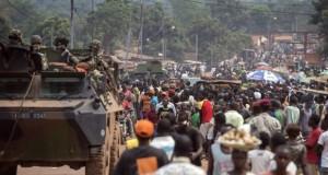 أفريقيا الوسطى: عمليات واسعة لنزع أسلحة المليشيات المسيحية في بانجي