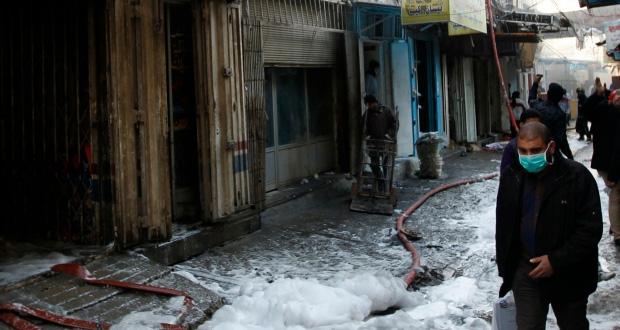 العراق: 33 قتيلا في هجمات أغلبها بـ(الخضراء) .. وتواصل العمليات بالأنبار
