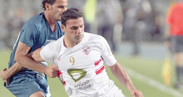 الرجاء المغربي ينفصل عن مهاجمه المصري زكي بالتراضي