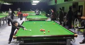 منتخب السنوكر والبلياردو يخوض منافسات الفرق في بطولة غرب آسيا بالدوحة