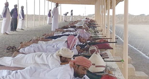 اليوم … سالم المعشني يرعى ختام مسابقة الرماية التقليدية ببلدة الهيال بعبري