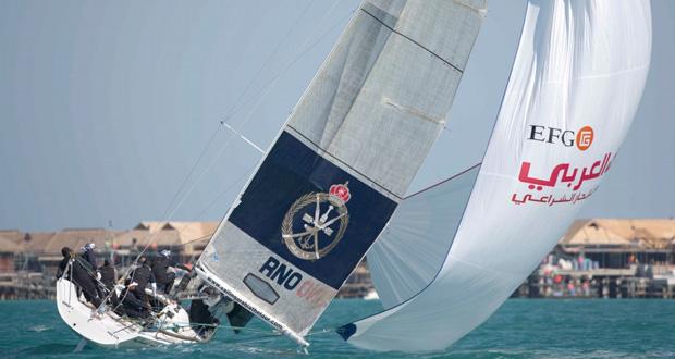 فريق البحرية السلطانية يسجل حضورا جيدا واليوم تكريم الفرق الفائزة بالمرحلة الخامسة