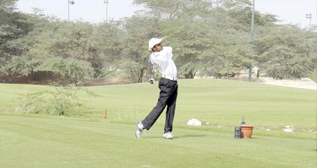 منتخبنا الوطني للرجال والناشئين يشاركان في البطولة الخليجية للجولف