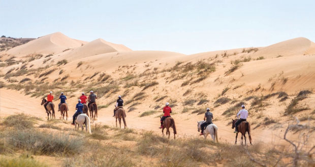 تواصل التحضيرات النهائية لانطلاق تجوال عمان الأول من نوعه على مستوى الشرق الأوسط