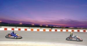 غدا انطلاق سباق تحدي الكارتينج 24 ساعة بمشاركة 15 فريقا وتدشين الحلبة بحلتها الجديدة