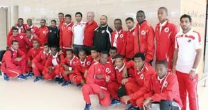المنتخب الوطني للهوكي يلاقي قطر بعد غد في افتتاح بطولة غرب آسيا