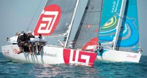 ختام رائع ومثير لسباق الطواف العربي للإبحار الشراعي