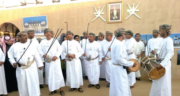 حضور مميز للسلطنة في الدورة التاسعة والعشرين لمهرجان الجنادرية للتراث والثقافة بالرياض
