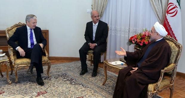 إيران تؤكد أن تعاون المجتمع الدولي تجاوز (5+1) مع برنامجها النووي