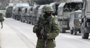 أوكرانيا: نذر حرب بالقرم