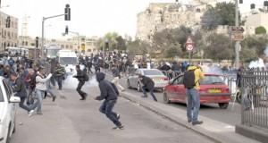 مواجهات في اقتحام الاحتلال لـ(الأقصى)