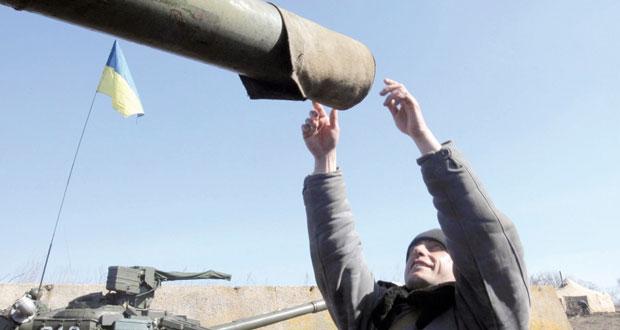 روسيا تنهي الإجراءات الرسمية لانضمام القرم