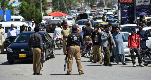 محكمة باكستانية تواجه برويز مشرف بتهم (الخيانة العظمى)