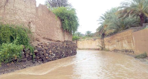ليما تسجل أعلى كمية للأمطار
