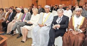 بحضور ممثلة ملك بلجيكا.. بدء اعمال منتدى رجال الأعمال العماني البلجيكي