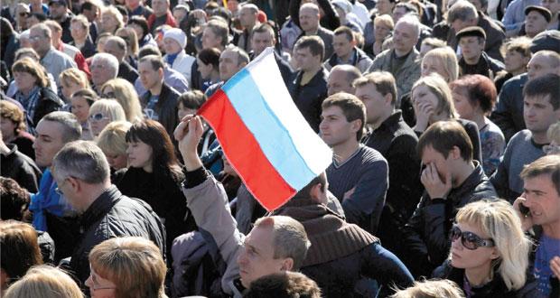 أوكرانيا تتخوف من حرب وروسيا تنفي حشد قواتها