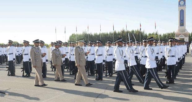 مظلات السلطان تنفذ (جبل 14) والشرطة تخرج الـ(57) مستجدين