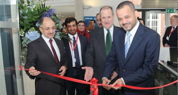 """افتتاح معرض تراث عمان الطبيعي """"الأرض والطبيعة والثقافة"""" في لندن"""