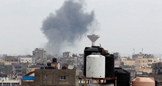اتفاق لتثبيت (التهدئة) في غزة..والاحتلال يواصل عدوانه