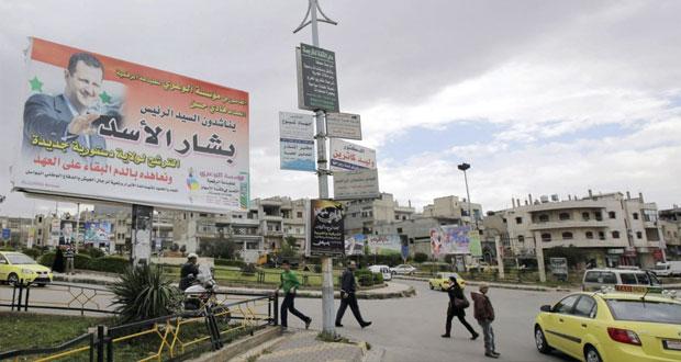 سوريا: (الشعب) يقر 23 مادة من (قانون الانتخابات)