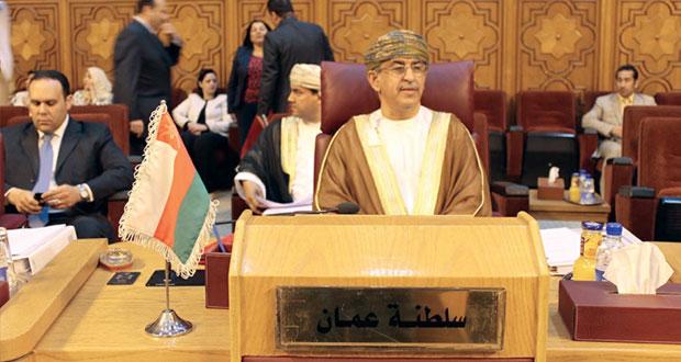 اختتام (وزاري الصحة) العرب بمشاركة السلطنة