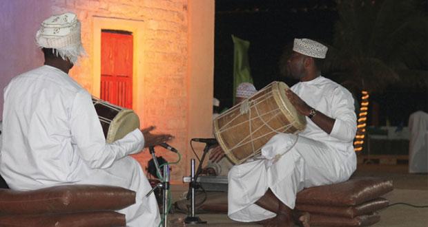 مهرجان طاقة الثاني يواصل فعالياته المتنوعة بسهرة فنية وركن قرية الطفل