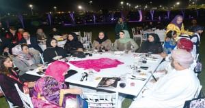 """منى بنت فهد تدشن الإصدار الثاني لكتاب """"أناقة الخليج"""" بحضور أشهر مصممي الأزياء"""
