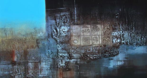 حسين عبيد وموسى عمر يشاركان في سمبوزيوم الأصمخ الدولي للفنون في نسختة الثانية