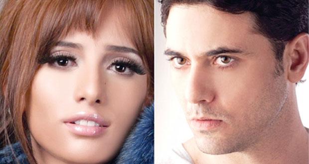 شائعات زواج النجوم سرا تنتهي بحقيقة توأم عز وزينة