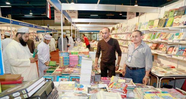 مكتبة مصر تحتفي بمجموعة من أشهر الأسماء والمؤلفات في المجالات الأدبية والدينية والموسوعات العلمية ومجموعات الأطفال القصصية