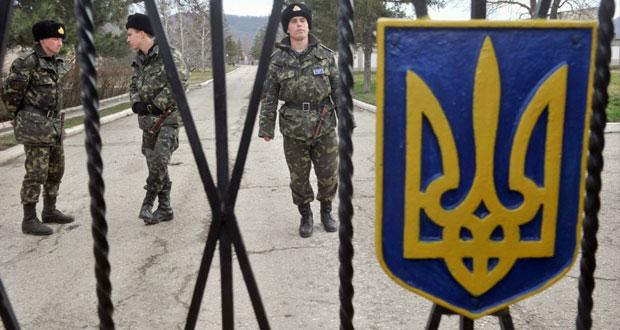 اوكرانيا تستدعي جنود الاحتياط ونفي انشقاقات في (القرم) والحكومة تحذر من (كارثة)