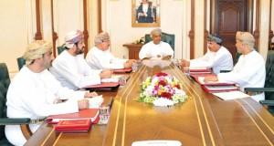 مجلس المناقصات يسند ويقرّ عددا من المشاريع التنموية بأكثر من 33 مليون ريال عماني