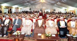 تدشين المحطة الثانية لإنتاج الكهرباء بتكلفة 308 ملايين ريال عماني وبطاقة 744 ميجاواط