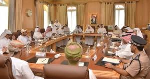 لجنة دراسة التأشيرة السياحية الموحدة لدول المجلس تصادق على الأوراق والمذكرات الواردة من الدول الأعضاء والأمانة العامة