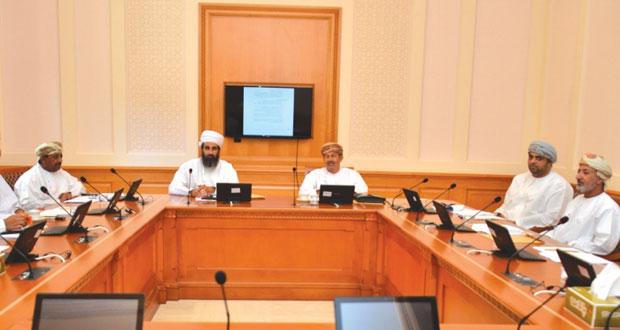 لجنة الأمن الغذائي والمائي بـ(الشورى) تناقش دراسة قانون تنظيم الحيازات الزراعية والحيوانية