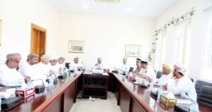 اللجنة الوطنية العمانية لكود (لرمز) البناء تعقد اجتماعها الأول