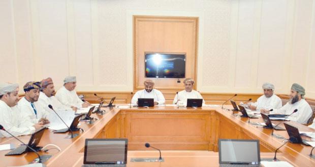 تشريعية الشورى تناقش تقريرا حول مشروع قانون تعديل بعض أحكام قانون الوكالات التجارية في السلطنة