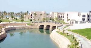 الإفتتاح التجريبي لمنتجع صلالة روتانا بتكلفة بلغت 38 مليون ريال عماني