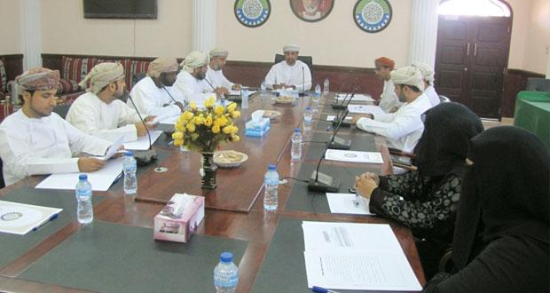 لجنة المؤسسات الصغيرة والمتوسطة بفرع الغرفة بجنوب الشرقية تناقش خطتها القادمة