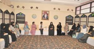 صاحبات الأعمال الأوزبكيات يتعرفن على الفرص الاستثمارية في السلطنة