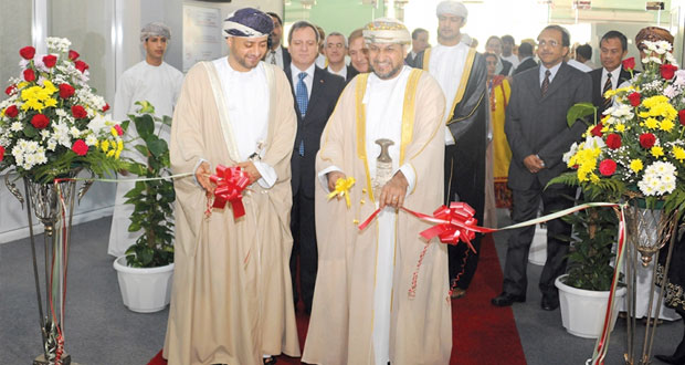 بدء أعمال معرض البناء والتشييد والتصميم الداخلي 2014 بمركز عمان الدولي للمعارض