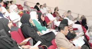 مؤتمر طبي بمستشفى جامعة السلطان قابوس يستعرض أمراض العيون الوراثية والحول