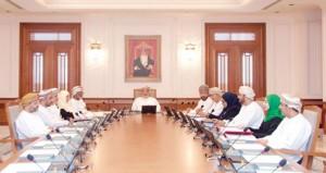 المنذري يترأس اجتماع مكتب مجلس الدولة